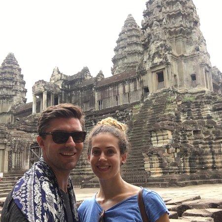 Great Tour of Angkor Wat