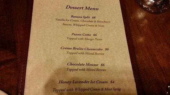 Sequoia National Park Peaks Restaurant