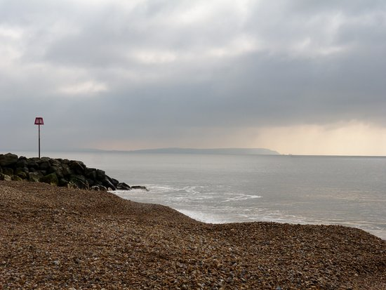 Storm gathering on a highcliffe morning!