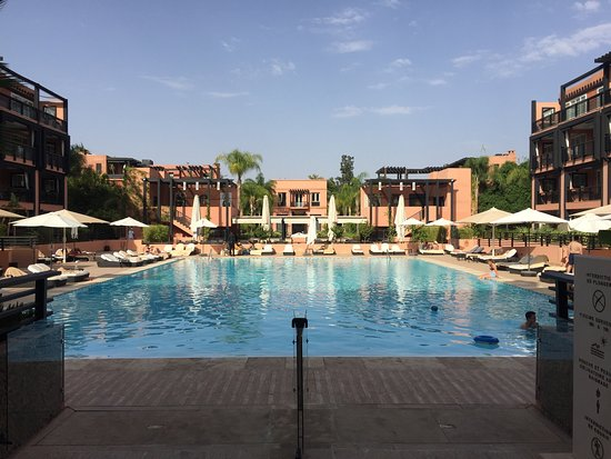 Hotel & Ryads Barriere Le Naoura Marrakech: photo1.jpg