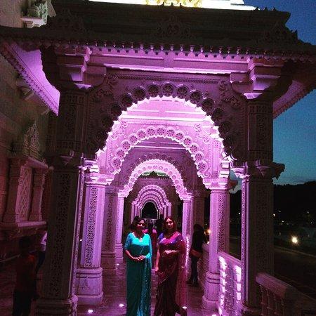 Janamashtami aarti wonderful visit