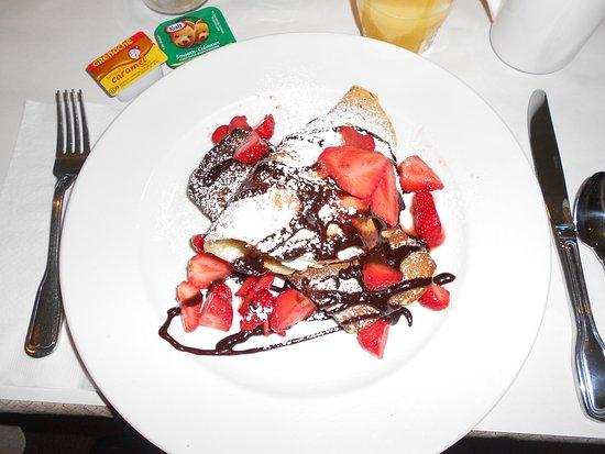 Exemple de petit déjeuner