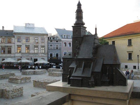miniatura Kościoła
