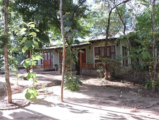 Inamaluwa, Sri Lanka: Notre chambre