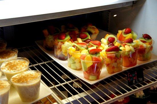 Grenadier Restaurant High Park: Fresh Fruit