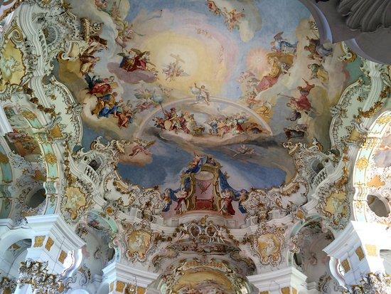 Moosbach, Deutschland: Паломническая церковь