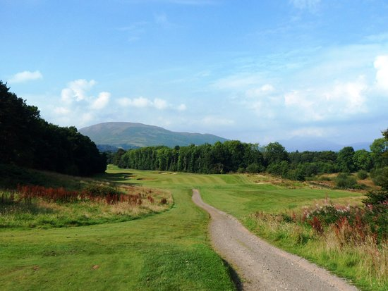 View from the 8th Tee