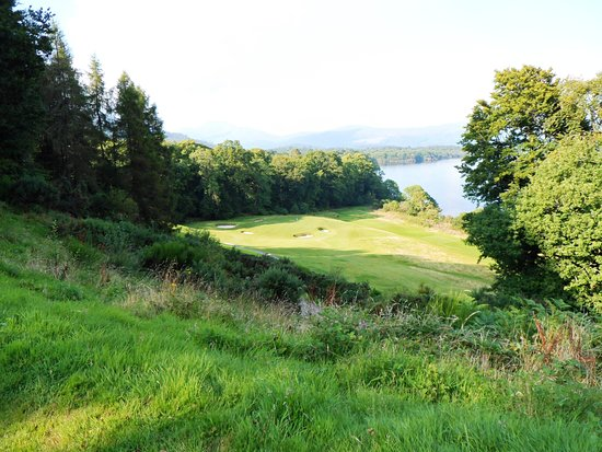 View from the 14th Tee