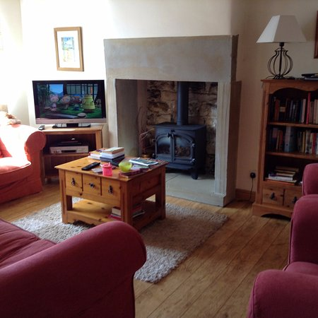 Holmfirth, UK: Living Room