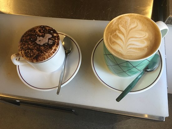 Mount Tamborine, Australien: Delicious coffee including the new killer coffee