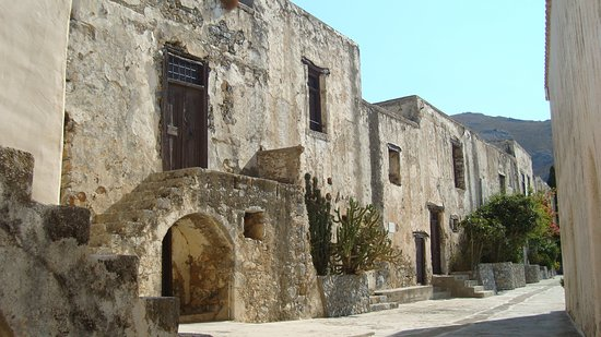 Rethymnon, Griechenland: Monastero di Preveli