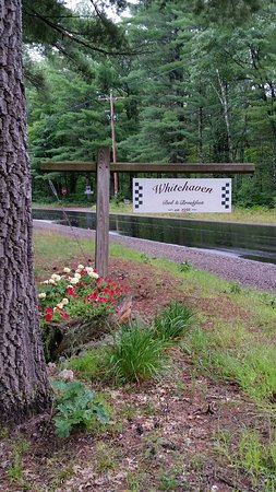 Minocqua, WI: Whitehaven Bed and Breakfast