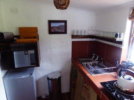 Swellendam, แอฟริกาใต้: Aardvark Kitchen
