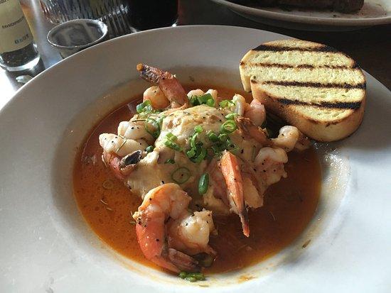 Montana's Rib and Chop House: Heerlijke maaltijd, vlees gerechten aan te raden!!!