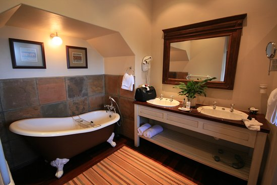 badezimmer mit fußbodenheizung - picture of ikhaya safari lodge