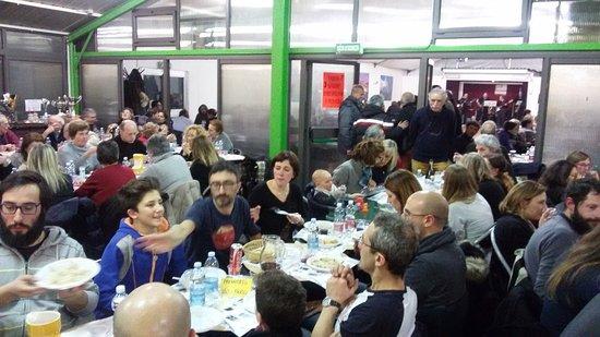 Novate Milanese, Italia: cene popolari
