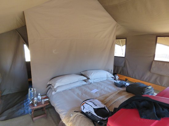 andBeyond Chobe Under Canvas Photo
