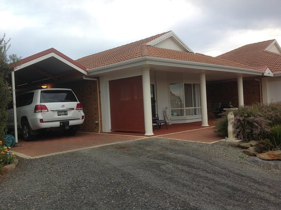 Victor Harbor, Australia: The front view