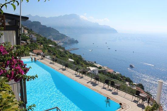 Villa Maria Luigia Amalfi Review
