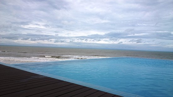 Infinity Pool 02 Picture Of Sayeman Beach Resort Cox S Bazar Tripadvisor