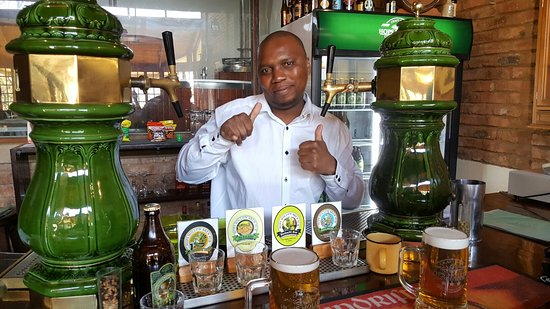 Lydenburg, Güney Afrika: Hops Hollow