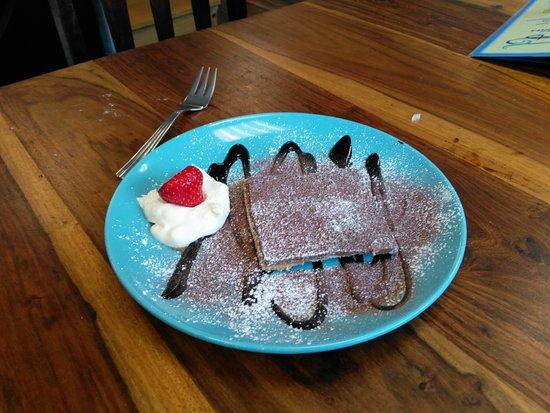 Portumna, Irlanda: Millionaire's Shortbread