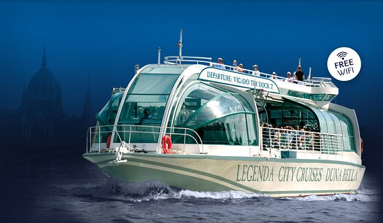 Legenda Sightseeing Boats