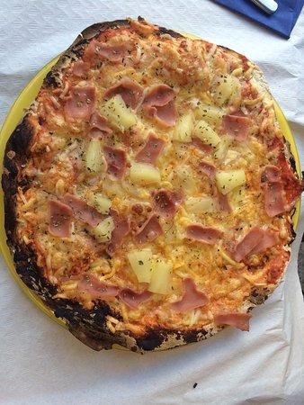 Sant Julia de Loria, Andorra: Pizza Tropical