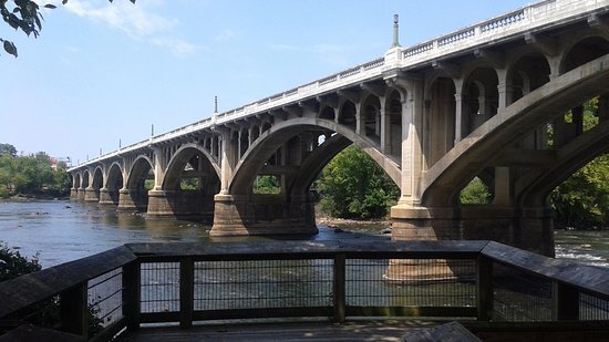 West Columbia, SC: Gervais Street Bridge