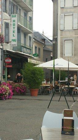 Hotel Cafe les Fleurs