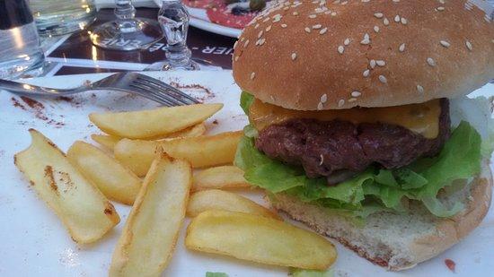 Gelato : burger