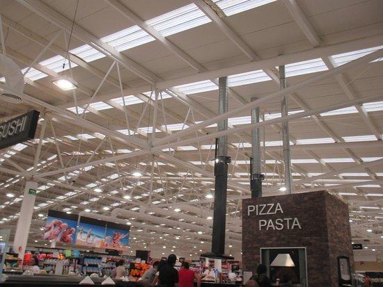 Plaza Las Americas: Alimentação