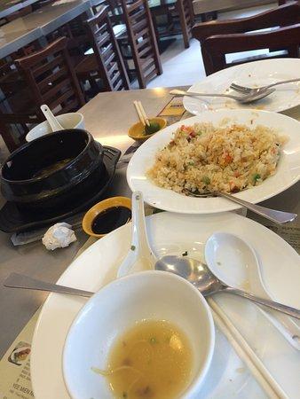 North Park Noodle House: Món ăn dễ chịu nhưng gia vị khác biệt với Vn Về giá cả thì khá cao Cho nen đi theo đoàn thì khó