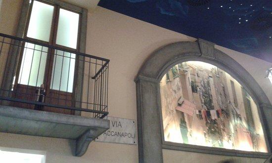 Mediglia, Ιταλία: Balconcino...