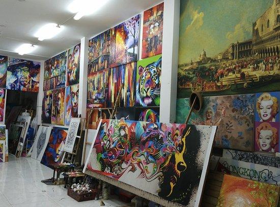 The Sun Art Gallery