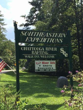 Clayton, GA: Southeastern Expeditions