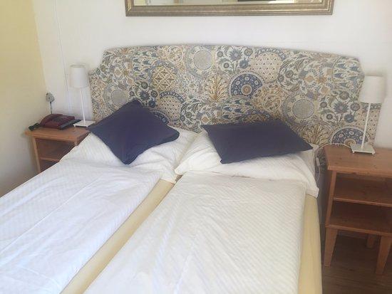 Hotel Seehof: Habitación del primer día