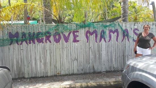 Sugarloaf Key, FL: Outside wall