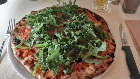Maccagno, Italië: pizza