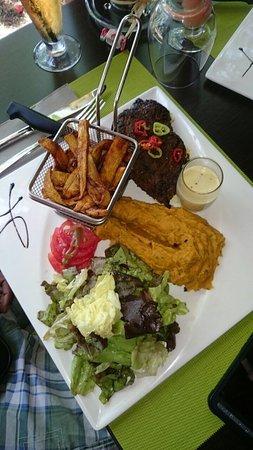 Saint-Claude, Guadeloupe: Restaurant LE FAYMM