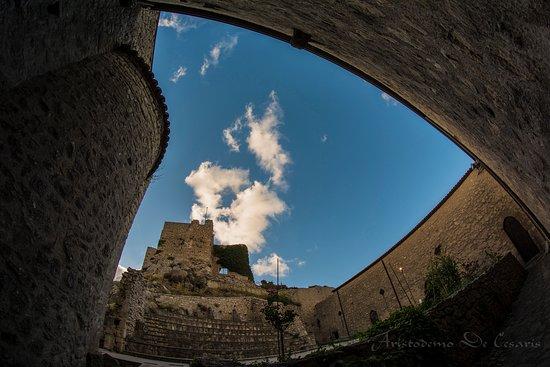 Montalbano Elicona, Italien: Vista della torre