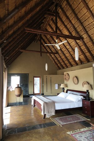 Nkorho Bush Lodge Resmi