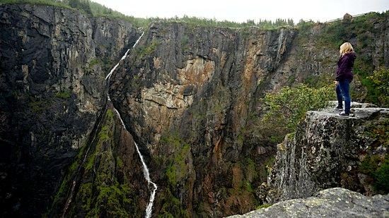 Eidfjord Municipality, Noruega: Hlavně neuklouznout!
