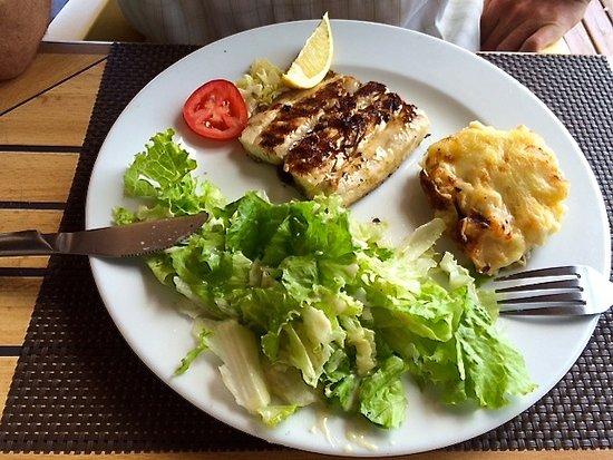 Restaurant Alpha Saint Gilles Les Bains