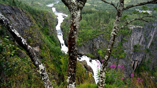 Eidfjord Municipality, Noruega: Vøringsfossen