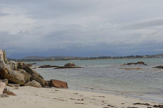 Atlantic Wave: One of the Island's Beaches