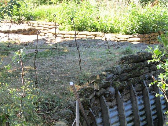 Memorial Museum Passchendaele 1917: the trenches