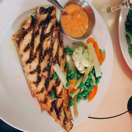 Brasseries Georges: fish