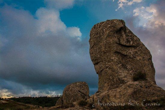 Montalbano Elicona, Italien: Megaliti dell'Argimusco