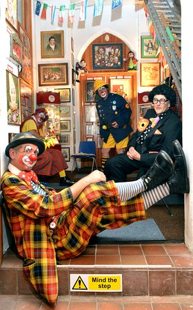Clowns' Gallery & Museum